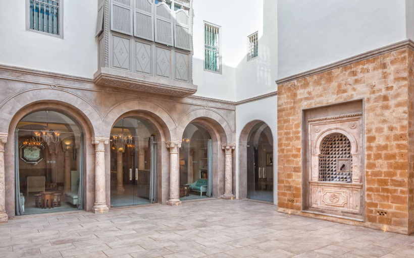 Dar El Jeld Hotel & Spa, Sidi El Béchir