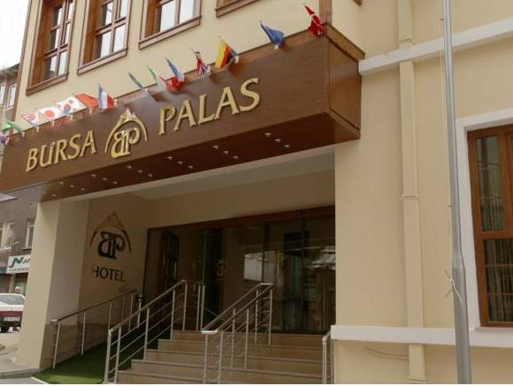 Bursa Palas Hotel, Yıldırım