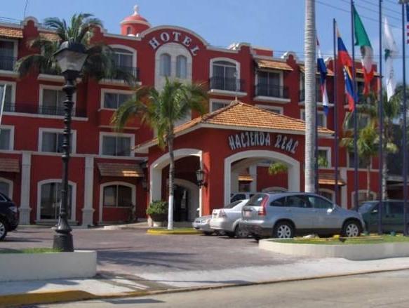Hotel Hacienda Real, Carmen