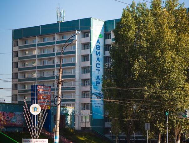 Hotel Aviastar, Cherdaklinskiy rayon