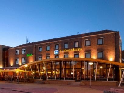 Hotel Restaurant Grandcafe 't Voorhuys, Noordoostpolder