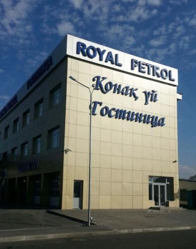 Royal Petrol Hotel, Taldyqorghan