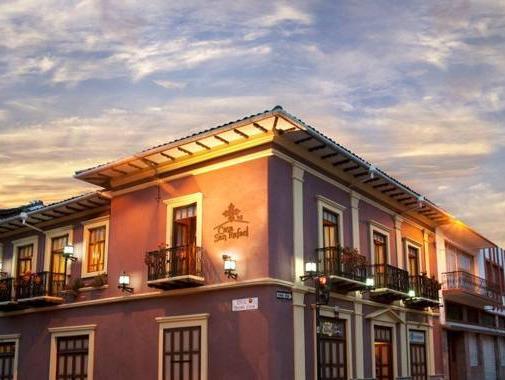 Hotel Casa San Rafael, Cuenca