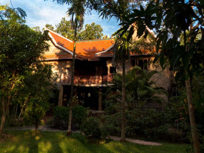 Ganesha Kampot Eco Guesthouse, Kampot