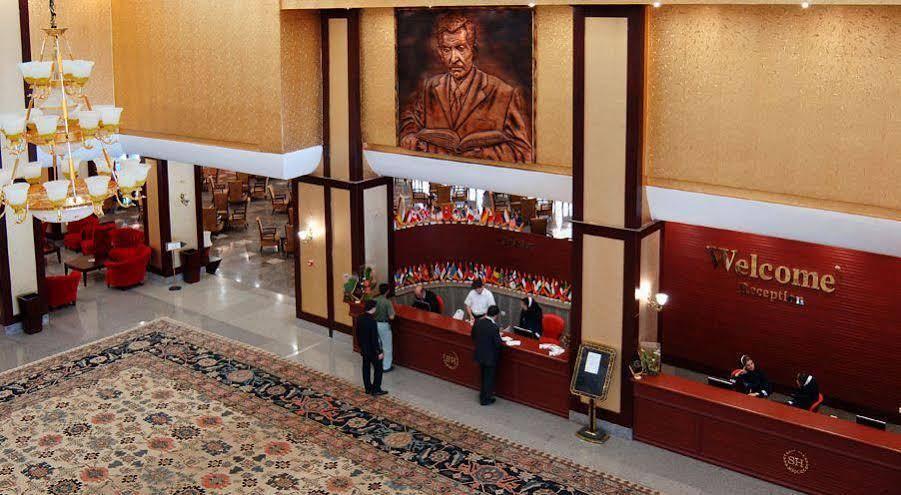Hotel Shariar, Heris