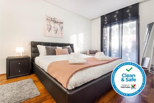 Pink Apartment - apartamento espacoso com piscina, Viana do Castelo