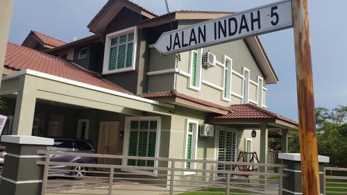 Homestay Melaka Sungai Udang (TSF Qaseh), Kota Melaka
