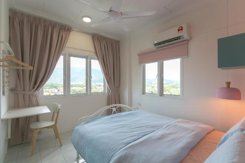 Beautiful Cozy Apartment with Great Pool, Pulau Penang