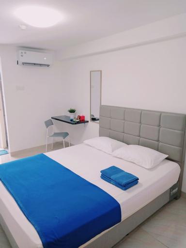 Smart TV Room at Apartemen Green Park View, Jakarta Barat