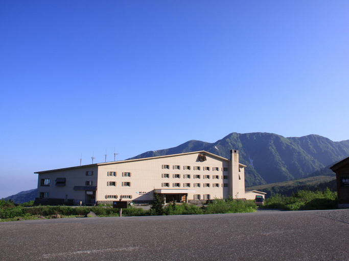 Midagahara Hotel, Tateyama