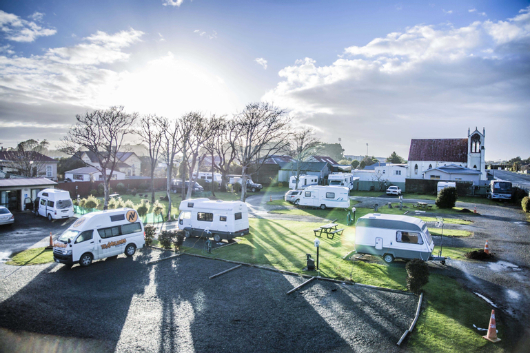 Central City Camping Park Invercargill, Invercargill