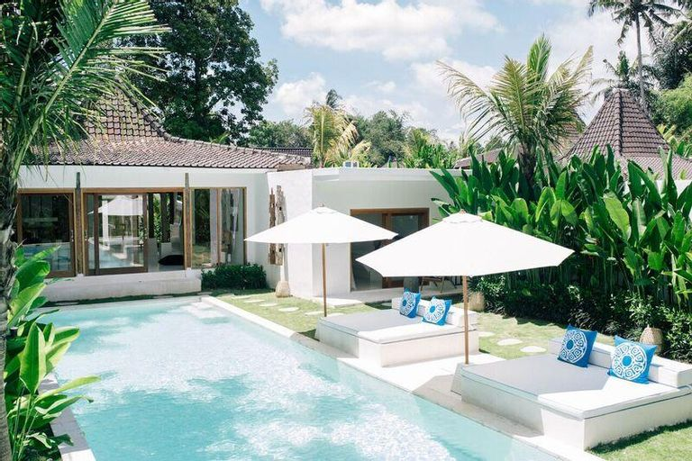 A Complex of Villas & Apartments in Ubud, Gianyar