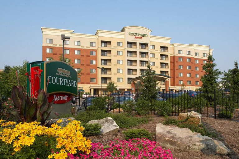 Courtyard by Marriott Pittsburgh Shadyside, Allegheny