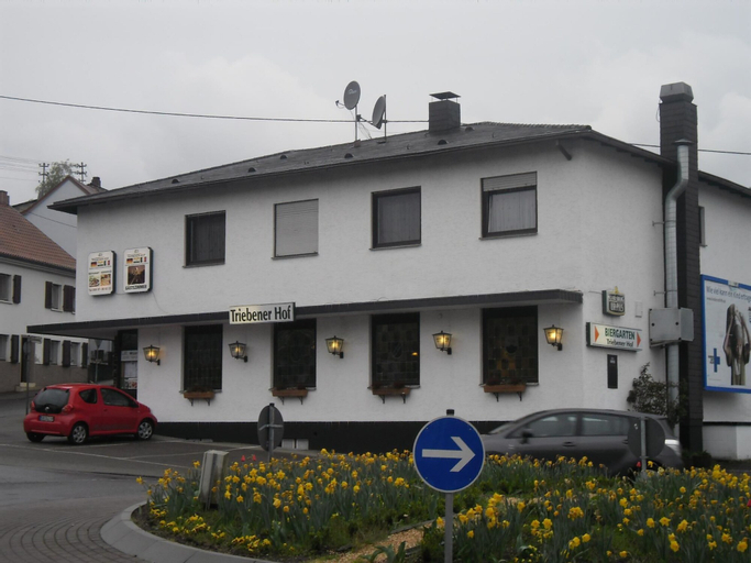 Triebener Hof Hotel Restaurant, Regionalverband Saarbrücken
