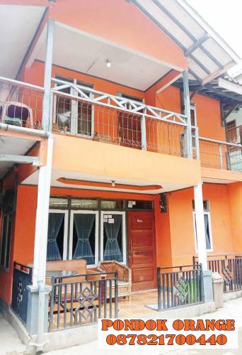 Pondok orange ciwidey, Bandung