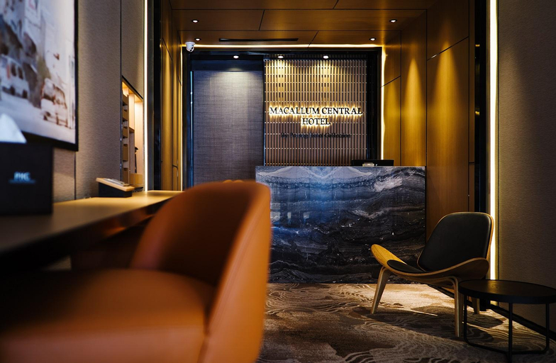 Macallum Central Hotel By PHC, Pulau Penang