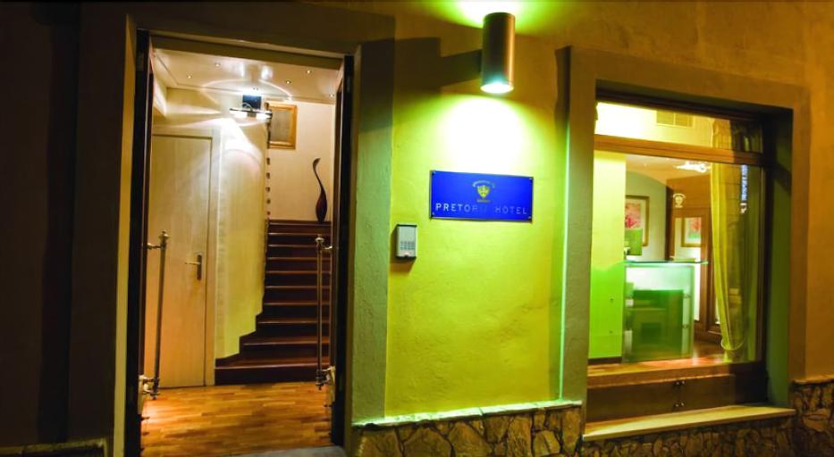 Hotel Pretoria, Potenza