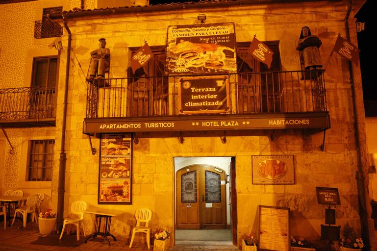 Apartamentos Turisticos Casa Pastor, Segovia
