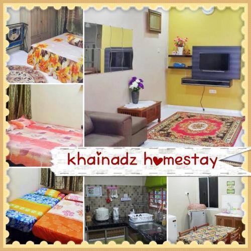 Khainadz Homestay, Kota Melaka