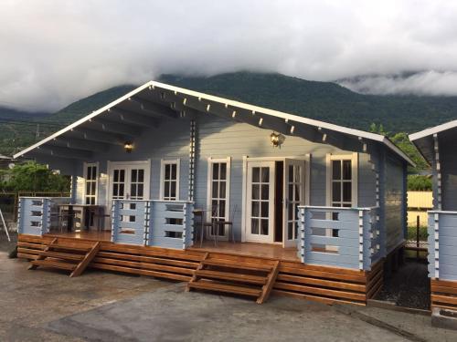 Eco-houses, Gagra