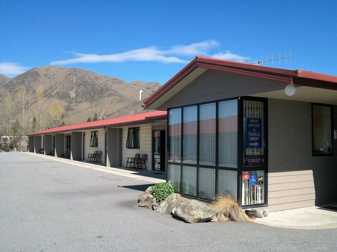 Sierra Motel, Waitaki