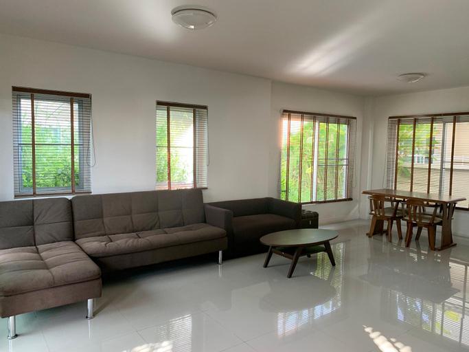 Natural and Enjoyable Jinbei Villa 240, Doi Saket