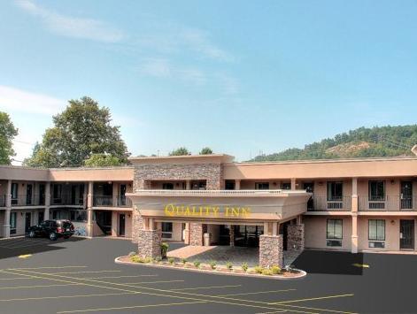 Quality Inn (Pet-friendly), Covington