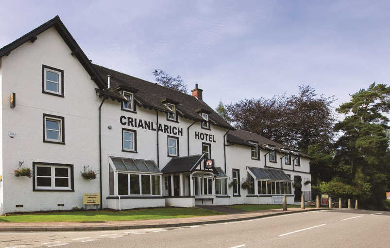 Best Western The Crianlarich Hotel, Stirling