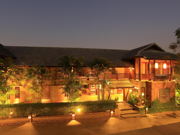 Baan Lapoon Hotel, Muang Lamphun