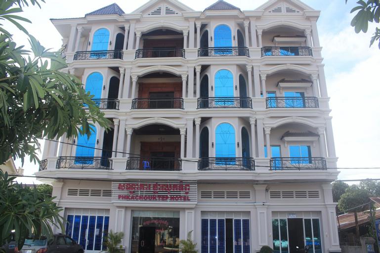 Phkar Chhouk Tep Hotel, Kampong Cham
