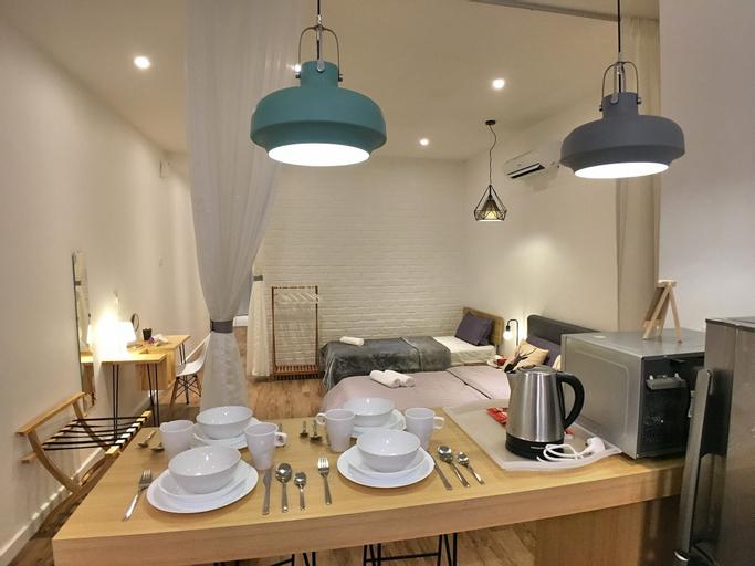 iBook 4 - Deluxe 2Bedroom Gurney Suites, Pulau Penang