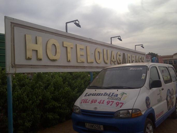 Ouaga Beach Hotel, Kadiogo