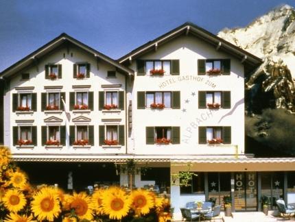 Hotel Alpbach, Oberhasli