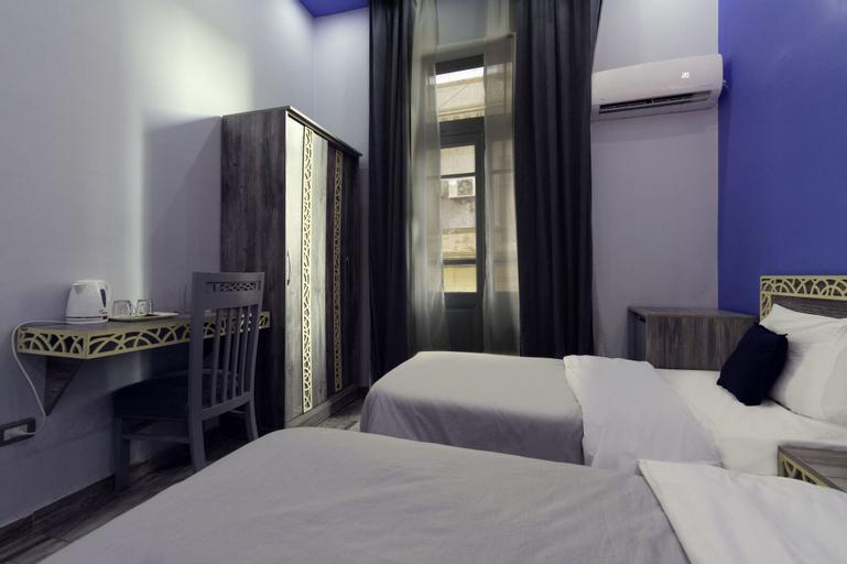 Australian Deluxe Hostel, 'Abdin