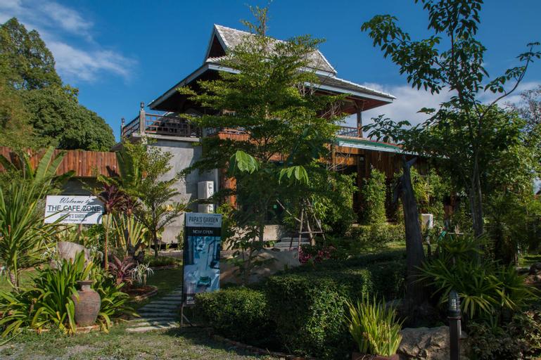 Papa's Garden, Doi Saket