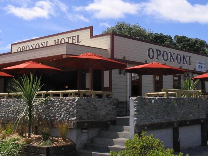 Opononi Resort, Far North
