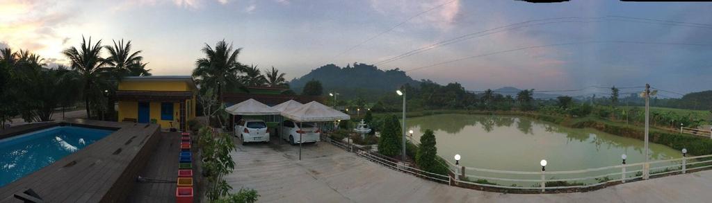 Wichuda Fishing Park & Homestay, Khuan Don
