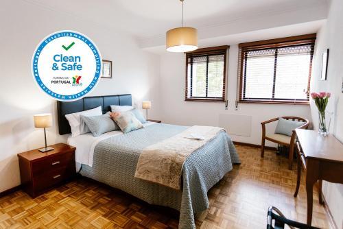 Castle Apartment, Braga