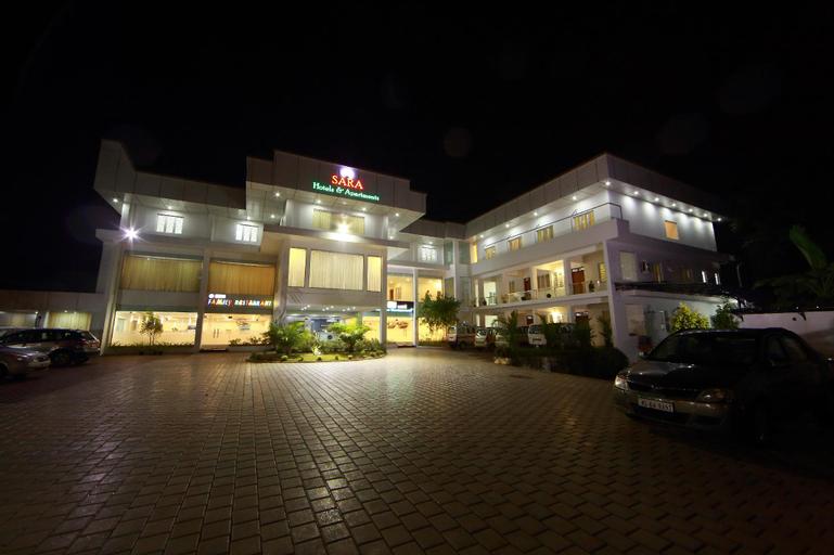Sara Hotels and Apartments, Ernakulam