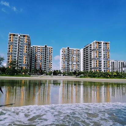 Timurbay Seaview & Poolview by Zuhayr Suite, Kuantan