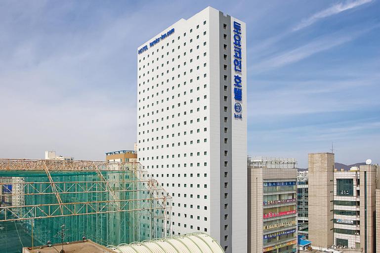 Toyoko Inn Incheon Bupyeong, Bupyeong