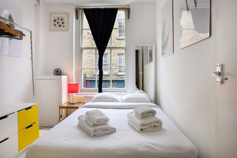 Brilliant 2 bed flat on Brick Lane, London