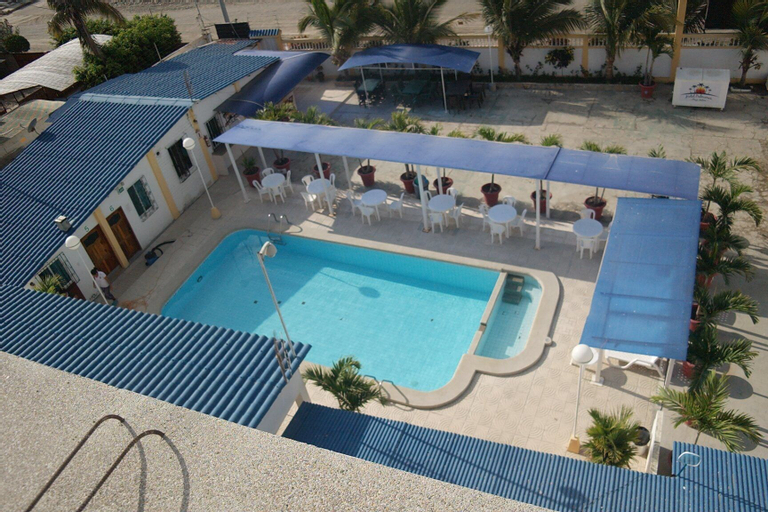 Hostal Palmeras Playa Milina, Salinas