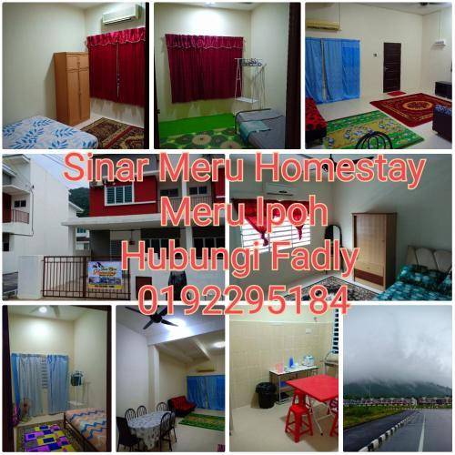 Homestay Sinar Meru Ipoh 2nd Stry End Lot, Kinta