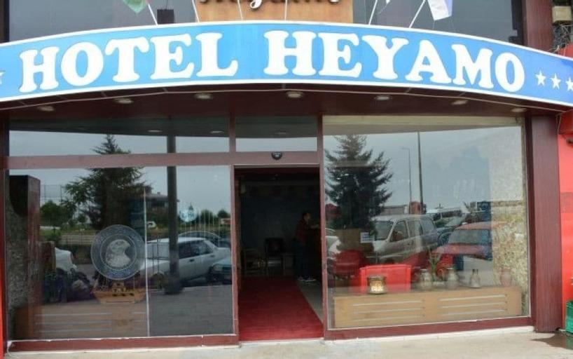 Hopa Heyamo Hotel, Hopa