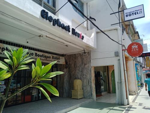 Elephant House Boutique Hotel, Pulau Penang
