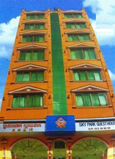 Sky Park Guesthouse, Phnom Penh