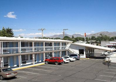 Holiday Motel, Humboldt