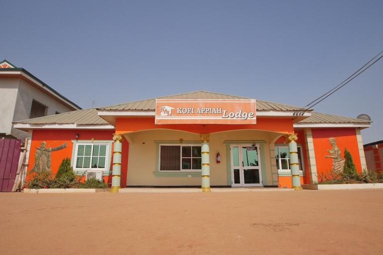Kofi Appiah Lodge, Bosomtwe-Kwanwoma