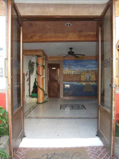 Hotel Bambu, Campeche